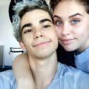 Cameron Boyce and Brenna D'Amico