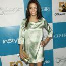 Jenna Dewan at In Style Magazine's Salute To Fashion, Boulevard 3, Hollywood, California on February 7, 2010