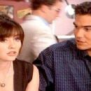 Dean Cain and Shannen Doherty