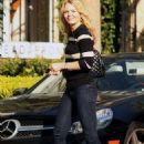 Jennifer Morrison Out & About in LA, 24-01-11