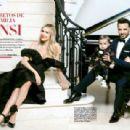 Luis Fonsi and Agueda Lopez - Hola! Magazine Pictorial [United States] (February 2018) - 454 x 309