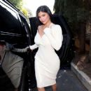 Kylie Jenner – Seen at the Waldorf Astoria Hotel in Beverly Hills