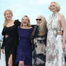 Gwendoline Christie – 'Top Of The Lake: China Girl' Photocall at 70th Cannes Film Festival - 454 x 303