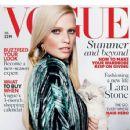 Vogue UK August 2015