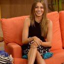 Sofía Vergara: Stars Visit 'Despierta America'