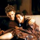 Neve Campbell and James Franco