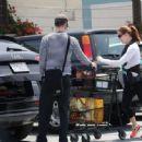 Amy Adams-May 29, 2015-Amy Adams and Darren Le Gallo Go Shopping