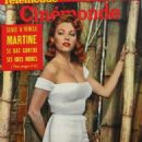 June Blair - Cinemonde Magazine Cover [France] (14 August 1958)