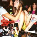 Seren Gibson - Front Magazine January 2010