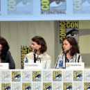 Nicole Beharie- July 26, 2014- Entertainment Weekly: Women Who Kiss Ass Panel and Press Line - 400 x 235
