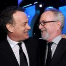 "Tom Hanks Talks ""American Idol"" Finals"