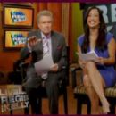 Regis With Carrie Ann Inaba