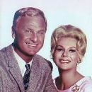 Eddie Albert and Eva Gabor
