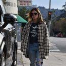 Rachel Bilson at a gas station in Sherman Oaks - 454 x 681
