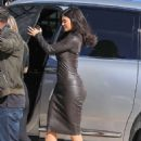 Kylie Jenner – Exits a studio in Calabasas