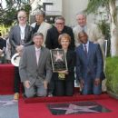 Buddy Holly honored posthumously with star on the Walk of Fame. Hollywood, CA.September 7, 2011 - 454 x 456