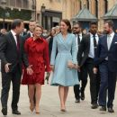Kate Middleton at City Museum in Luxembourg - 454 x 385
