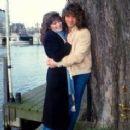 Eddie Van Halen and Valerie Bertinelli - 454 x 238
