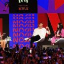 Lana Condor and Noah Centineo – Promote 'To All the Boys I've Loved Before' in Sao Paulo