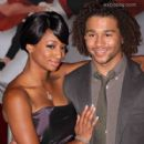 Corbin Bleu and Monique Coleman - 409 x 620