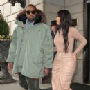 Kim Kardashian – Leaves her hotel and heads to the SKIMS launch event in NY