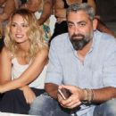 Maria Iliaki and Nektarios Galitis