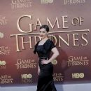EMILIA CLARKE at Game of Thrones Season 5 Premiere in San Francisco