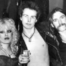 Lemmy Kilmister with friends - 254 x 198
