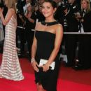 Emma De Caunes - The Diving Bell And The Butterfly Premiere, Cannes Film Festival
