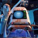 'Flint Lockwood' voiced by Bill Hader in Columbia Pictures' animated film CLOUDY WITH A CHANCE OF MEATBALLS. Photo By:  Courtesy of Sony Pictures Animation. ©2009 Columbia TriStar Marketing Group, Inc. All Rights Reserved.