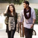 Zendaya and Trevor Jackson - 454 x 681