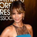 Halle Berry Hollywood Foreign Press Association Annual Grants Banquet In Nyc