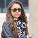 MAy 7TH - Looks For A Taxi In Tribeca In New York City - 272 x 367