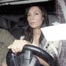 Famke Janssen - Leaving Mr Chow In Los Angeles, 09.03.2008.