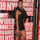 Solange Knowles - MTV Video Music Awards At Radio City Music Hall On September 13, 2009 In New York City