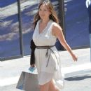 Lindsay Price Shopping In La