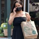 Nikki Bella – Shopping at Whole Foods in Studio City