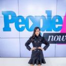 Sofia Carson – On 'People Now' in NYC