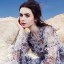 Lily Collins - Glamour Magazine Pictorial [Mexico] (July 2017)
