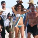 Isabeli Fontana – Bikini Photoshoot in Miami Beach