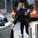 Olivia Attwood – Spotted at Manchester City Center