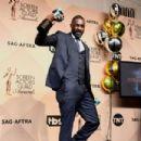 Idris Elba- January 30, 2016-22nd Annual Screen Actors Guild Awards - Press Room