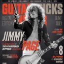 Jimmy Page - Guitar Tricks Insider Magazine Cover [United States] (July 2016)
