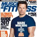 Mark Wahlberg - Muscle and Fitness Magazine Cover [United States] (January 2017) - 443 x 600