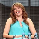 Lucy Lawless Ash Vs Evil Dead Panel 2015 Summer Tca Tour In Beverly Hills