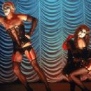 Susan Sarandon as Janet and Peter Hinwood as Rocky in Rocky Horror Picture Show (1975)