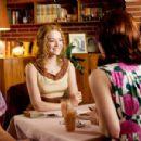 Emma Stone star as Eugenia 'Skeeter' Phelan in THE HELP.