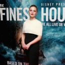 Holliday Grainger attends 'The Finest Hours' Gala Premiere at Ham Yard Hotel on February 16, 2016 in London, England