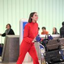 Olivia Culpo – LAX Airport in Los Angeles 03/06/2019