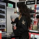 Nicole Scherzinger – Launching Her New Perfume 'Chosen' in Birmingham - 454 x 897